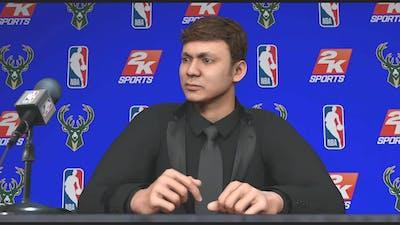 NBA 2K20 My Career: First NBA Game Ep.1