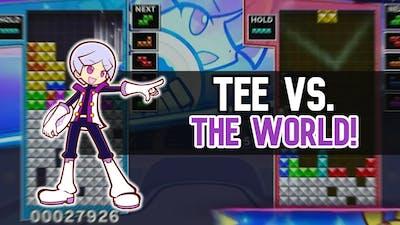 Tee Vs. The World!! (Puyo Puyo Tetris 2)