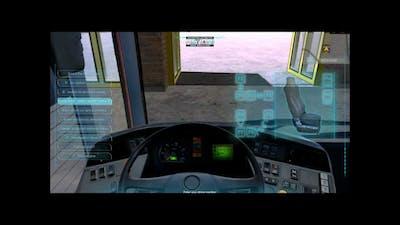 Bus Simulator 2012, Lets play! Part 1!