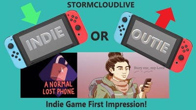 A Normal lost phone / Bury me my love (NS) - Indie or Outie 020 - Special Indie in the Spotlight