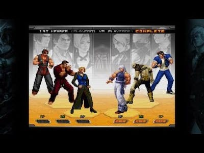 THE KING OF FIGHTERS 2002 UNLIMITED MATCH_20210412194158