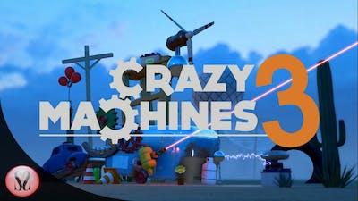 Crazy Machines 3 Gameplay