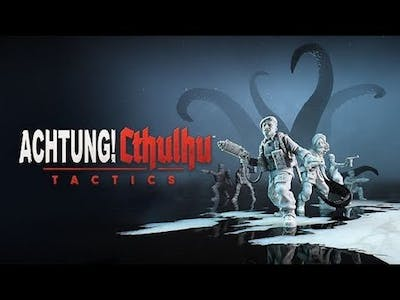 Achtung! Cthulhu Tactics ★ GamePlay ★ Ultra Settings
