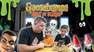 Goosebumps: JUMP SCARE - Night Of Scares GAME PLAY [1]