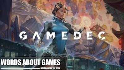 Gamedec | Indie Game of the Week