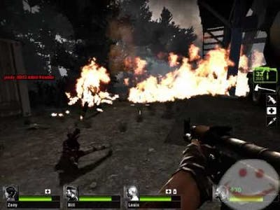 Left 4 Dead 2 - Barrel Rolled, Cl0wned And Killing Them Swiftly To This Song Achievement Guide