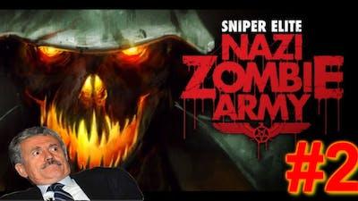 KSIOlajidebt Plays | Sniper Elite: Nazi Zombie Army #2