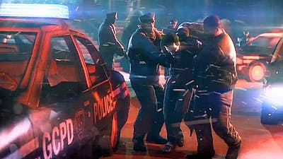 Joker Gets Arrested Scene - Batman Arkham Origins