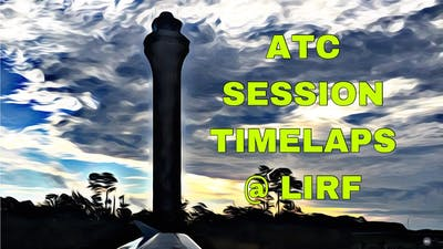 Infinite Flight Global | ATC Session Timelaps