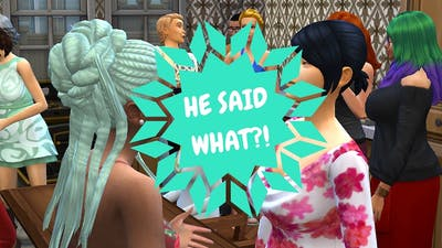 The Sims 4 // Not So Berry 2 // Ain't No Party Like Berry Party