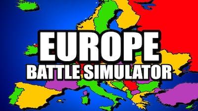 I Created A Europe Battle Simulator!
