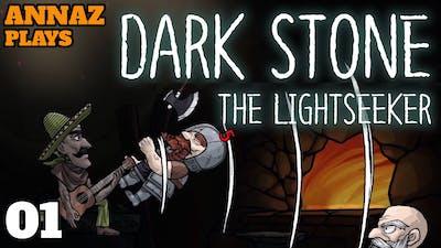 Learning the game! | Dark Stone: The Lightseeker Ep.1