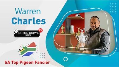Pigeon Duiwe News TV- Warren Charles - SA Top Pigeon Fancier. S1: E19