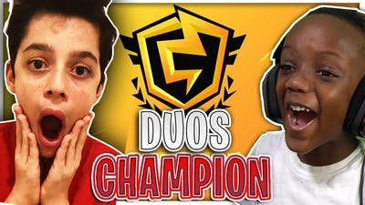 Road To CHAMPION LEAGUE *EPIC ARENA DUOS W/ ROKEFN*