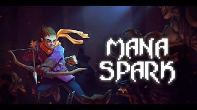 Mana Spark (GAME PLAY) NO AUDIO
