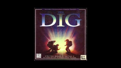 The Dig - Gameplay