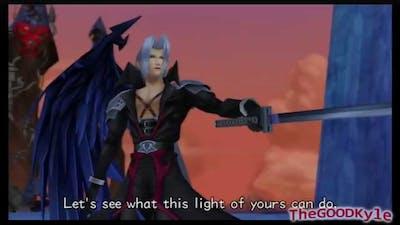 KH 2.5 HD Remix: Post-Game Secret Boss Sephiroth