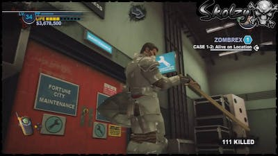 Dead rising 2 Knights Armour