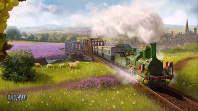 Railway empire France pack song