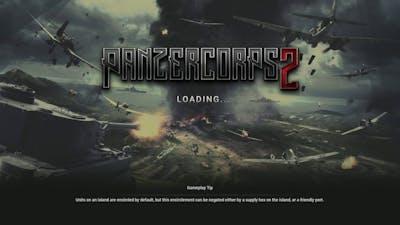 "Panzer Corps 2 | Battle of Kursk | Part 1 ""short"" | No commentary"