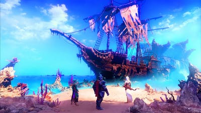 Trine 3 The Artifacts of Power   STRIX970 full settings