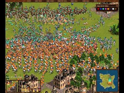 Cossacks Back to War Game Play