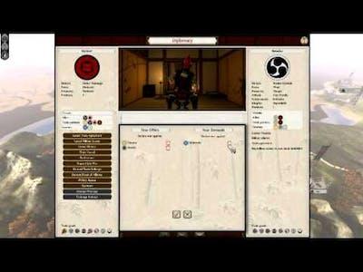 Shogun 2 Hattori Campaign part one + Blood and gore Part 3