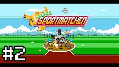 Super Sportmatchen, Round 1-2: Hoops