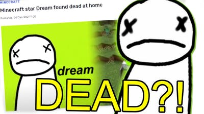 Dream Is ACTUALLY ''DEAD''