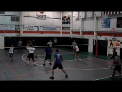 Volleyball at the Minsky