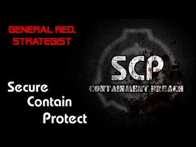 SCP Containment Breach - Part 7: SCP Hunting