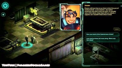 Shadowrun Returns - Pt. 2 - The Dead Man's Switch
