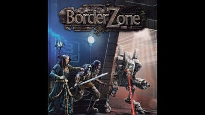 Borderzone. About magic.