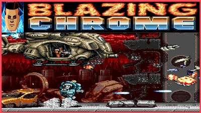 Blazing Chrome | Mission 01