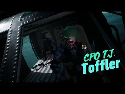 CPO T.J. Toffler Has A Helicopter Accident (Truth Quest DLC)
