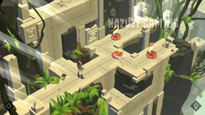 Lara croft go | the maze of snakes Episode 2