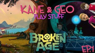 Broken Age | Episode 1 | ✰ Kane & Geo Play Stuff ✰