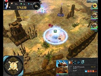 Dawn of War 2 Retribution The Last Stand Tau Commander part 1