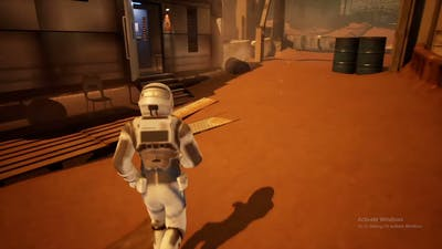 Deliver Us The Moon Gameplay