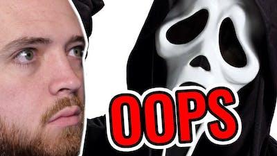 So... Ghostface got leaked
