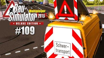 Bau-Simulator 2015 Multiplayer #109 - Silo für den Bauernhof verladen! CONSTRUCTION SIMULATOR Deluxe