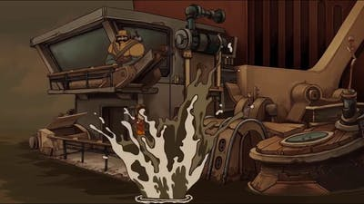 Chaos on Deponia - Part1 of gameplay