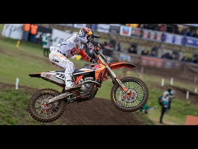 Official gameplay of MXGP 2020 - The Official Motocross Videogame