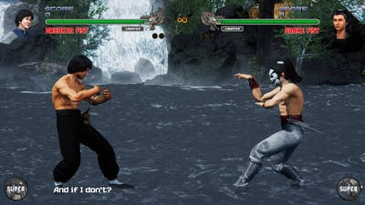 Shaolin vs Wutang 2 : Jackie chan Drunken Fist vs Snake Fist (Hardest CPU)