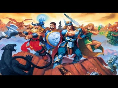D&D Chronicles of Mystara Ep 02 Just a heads up, fire does not work in water