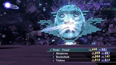 Shin Megami Tensei III Nocturne HD Remaster Shijima Ending