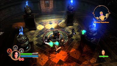 Dungeon Siege III Chapter House Gameplay (1080p)