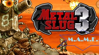 Lets play Metal Slug 3 part 1