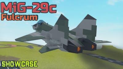 MiG-29c Fulcrum | Plane Crazy - Showcase