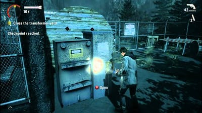 Game Time with The Nerd Train - Alan Wake - Part 32 YES SIR